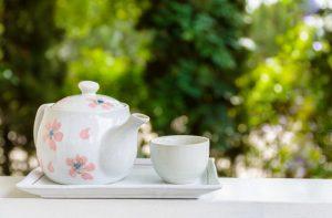 Den bedste te kommer fra kanden