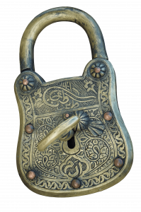 Christian IV og hans låse