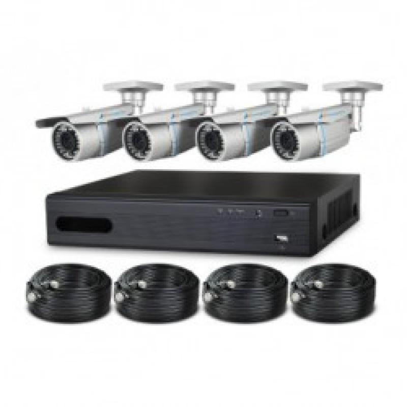 Skab tryghed med effektiv overvågning i din privatbolig eller virksomhed